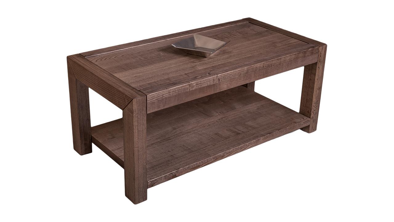 Innova tömörfa dohányzóasztal  PfifferBútor Mór Kft