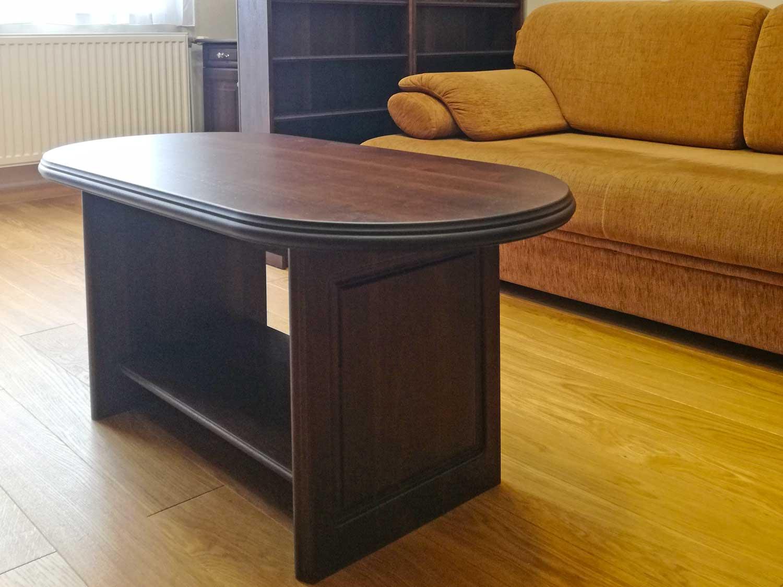 Klasszikus tömörfa bútor  PfifferBútor Mór Kft